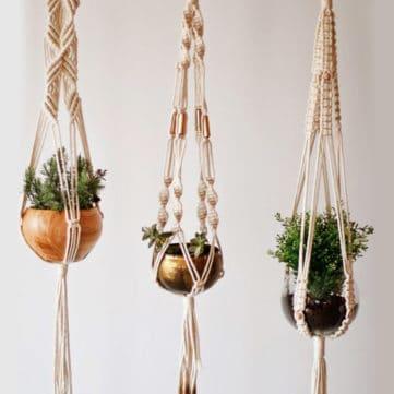 Macrame Workshop - Wall Hangings