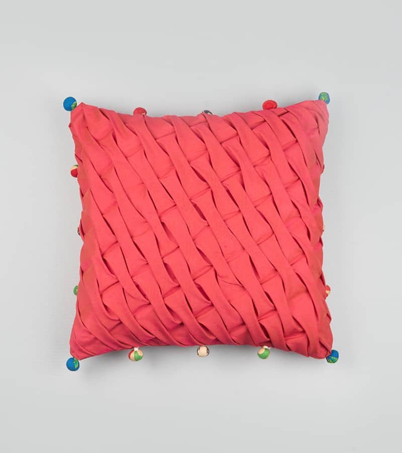 Fabric Manipulation Cushion Covers