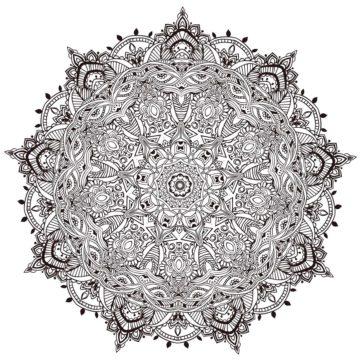 Mandala on Diary