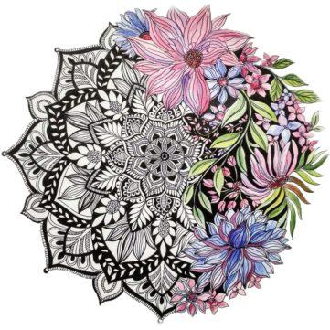 Floral Mandala Workshop