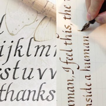 Basic Calligraphy Course (4 Days)