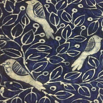 Natural Dye Batik