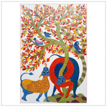 Gond Painting