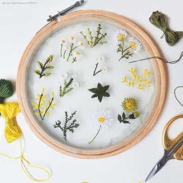 Basics of Embroidery