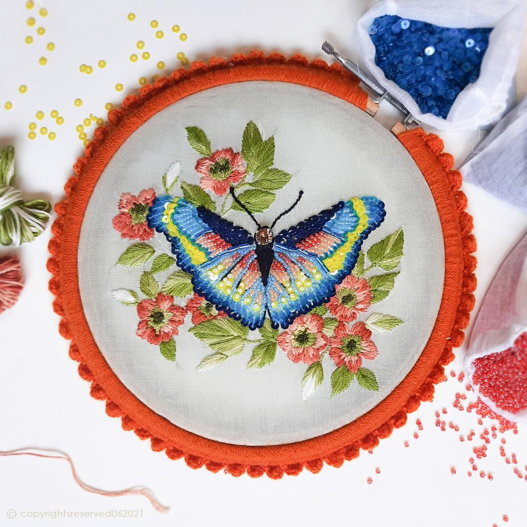 Beadwork Embroidery